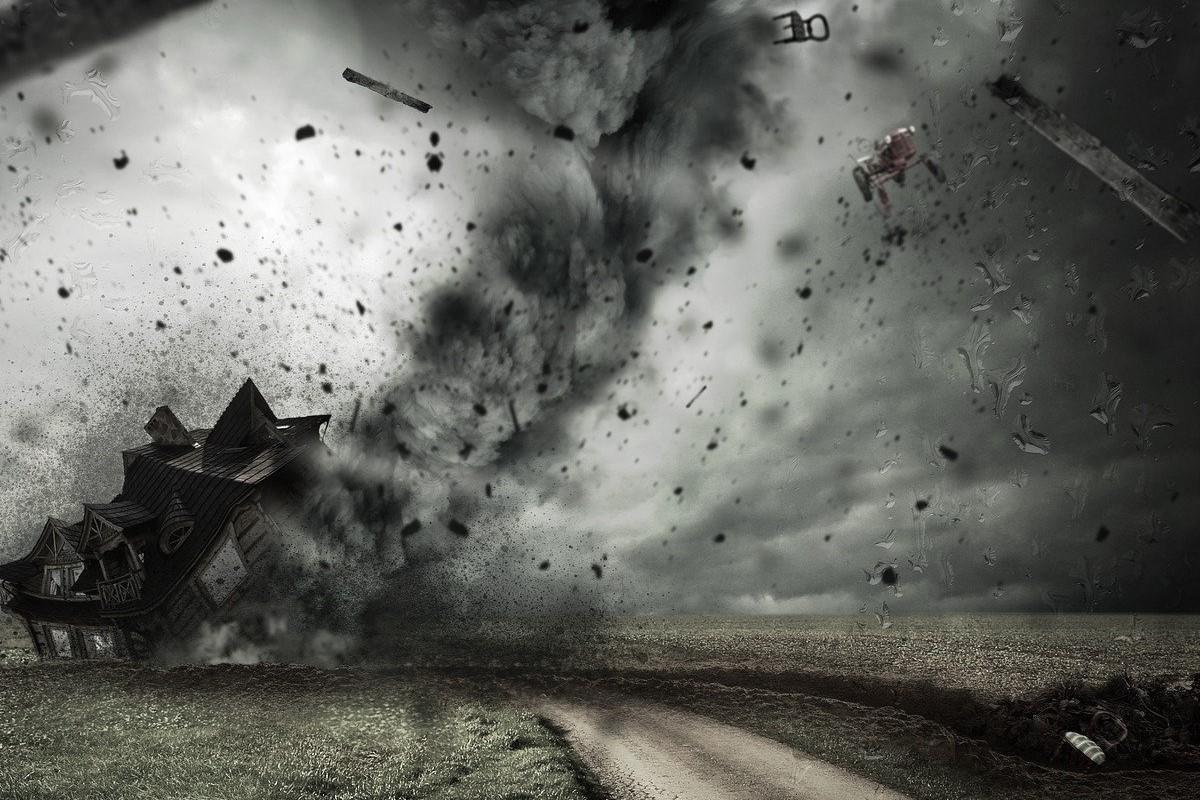 Sturm Orkan